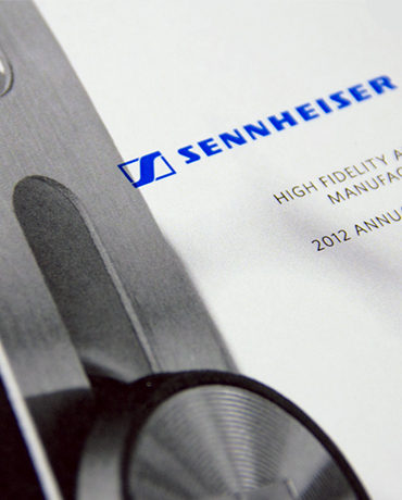 Sennheiser Annual Report